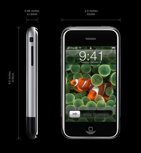 Apple iPhone – das Handy ändert sich endlich