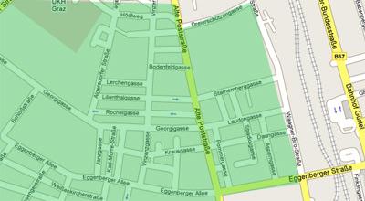 Grüne Zone Eggenberg
