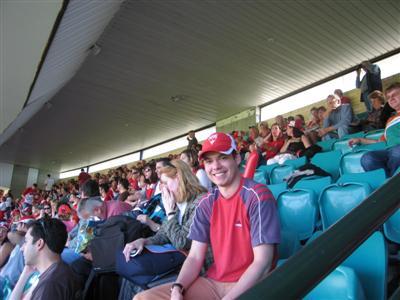 Sydney – Aussie Footy Match