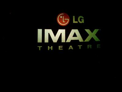 Sydney – Visit the IMAX
