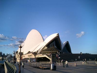 Sydney – endlich da