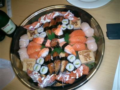 Sydney – Sushi vom Feinsten