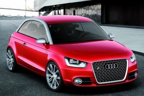 Audi A1 – Konkurrenz zu Mini und Fiat 500