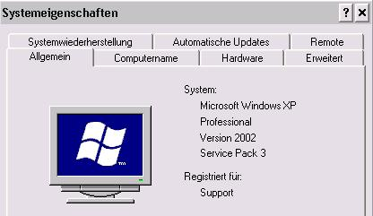 Windows XP Service Pack 3 – Download details