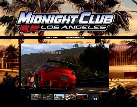Midnightclub Los Angeles für die PSP