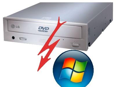 Windows Vista DVD-Rom Probleme