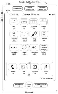 Apple iPhone Patent zugesprochen
