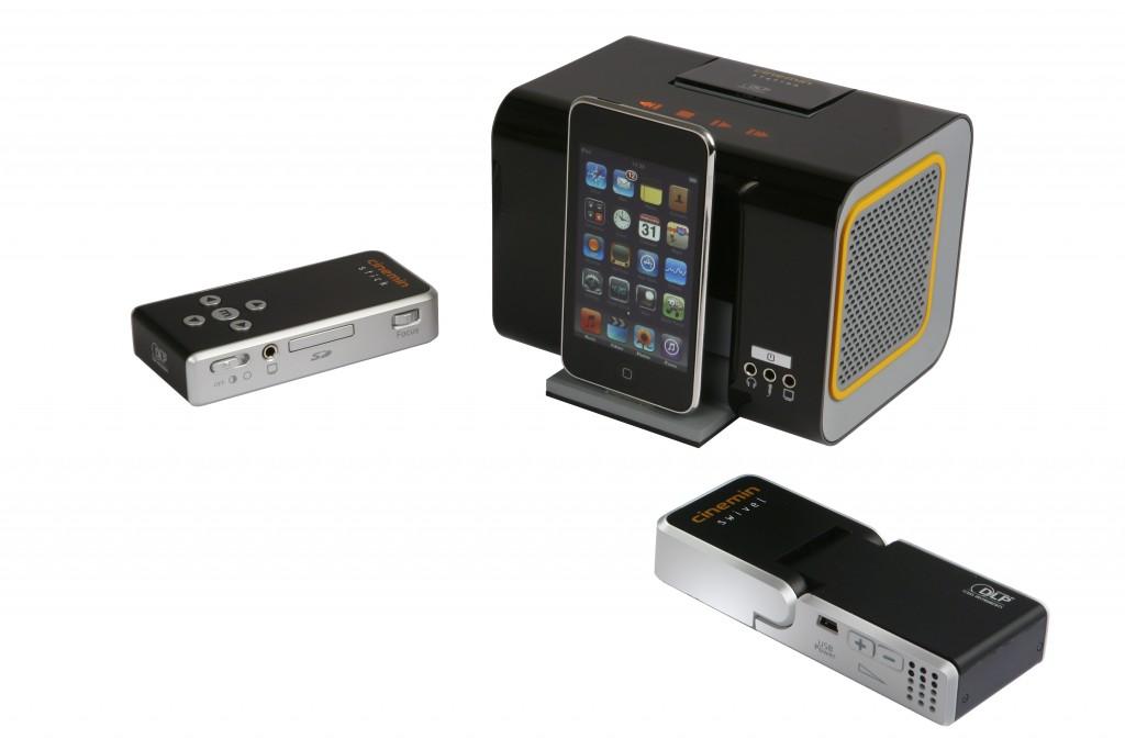 iPhone Miniprojektor