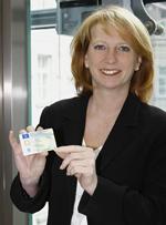 Scheckkarten-Zulassungsschein
