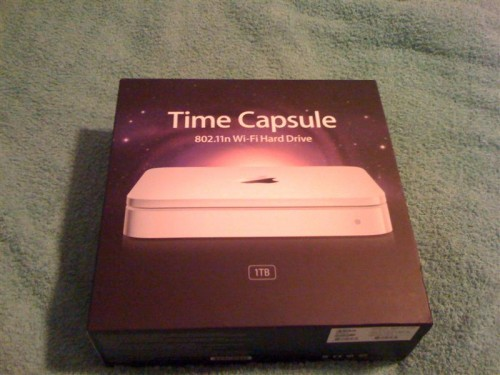 Apple Time Capsule 1 Terabyte
