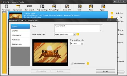 DVD_Flick_TS_Datei_projekt