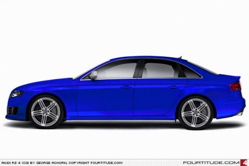 Audi RS4 B8 8K