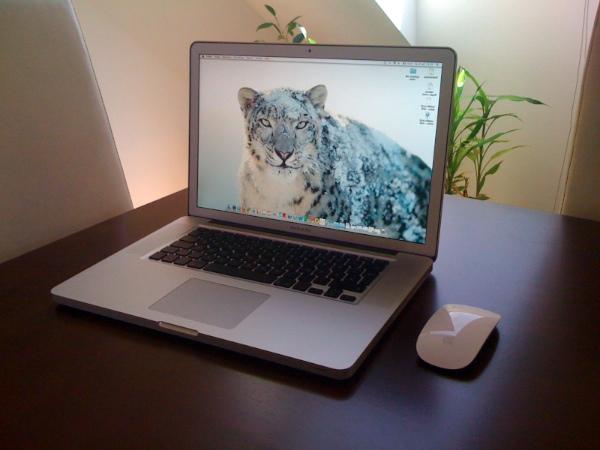 Apple MacBook Pro 15″ SSD Erfahrungsbericht