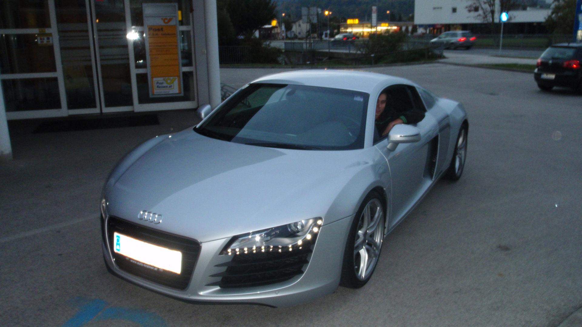 Audi R8 – Testbericht