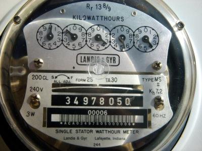 Old school Smart Meter
