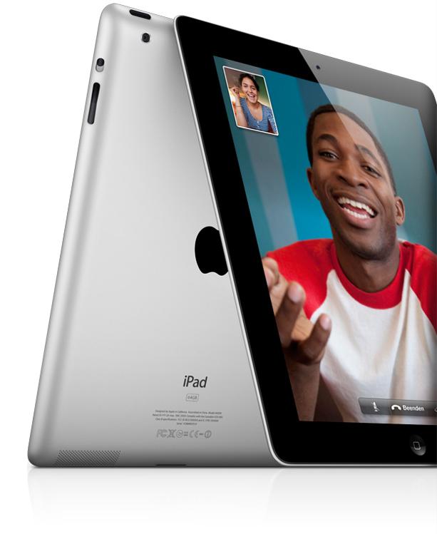 iPad2 – Kleiner, schneller, hochauflösender