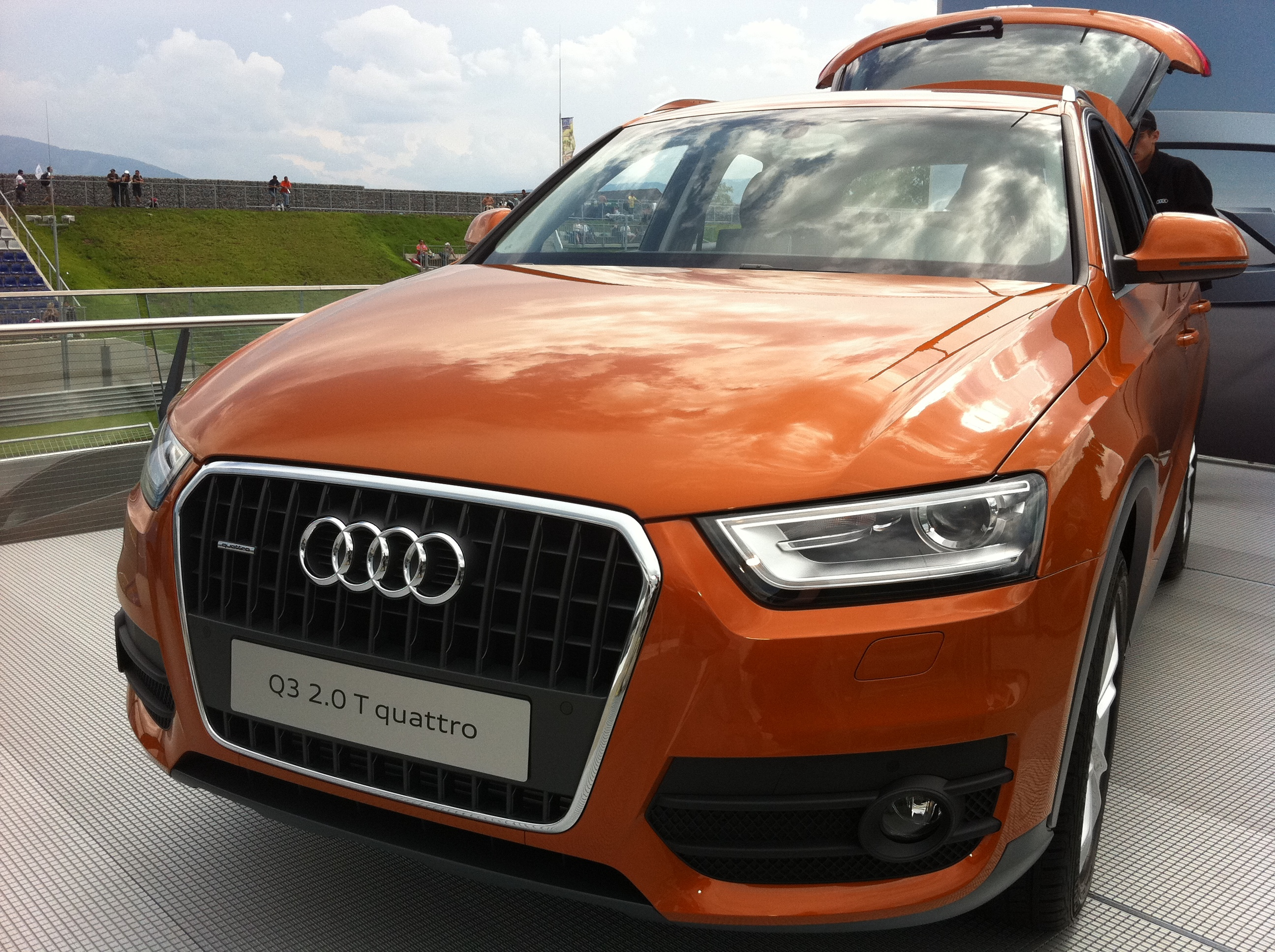 Audi Q3 – exklusives preview und hands-on