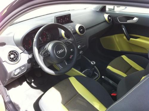 Audi A1 Innen