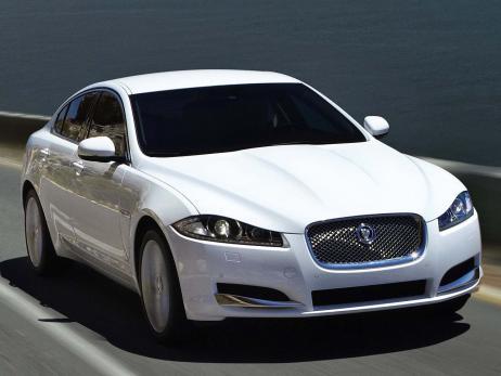 Jaguar XF 2011 – Testbericht
