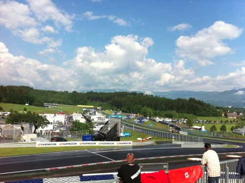 DTM_Redbull_Ring_Freies_Training
