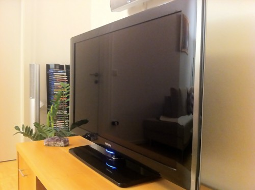 Samsung 46 Zoll LCD TV