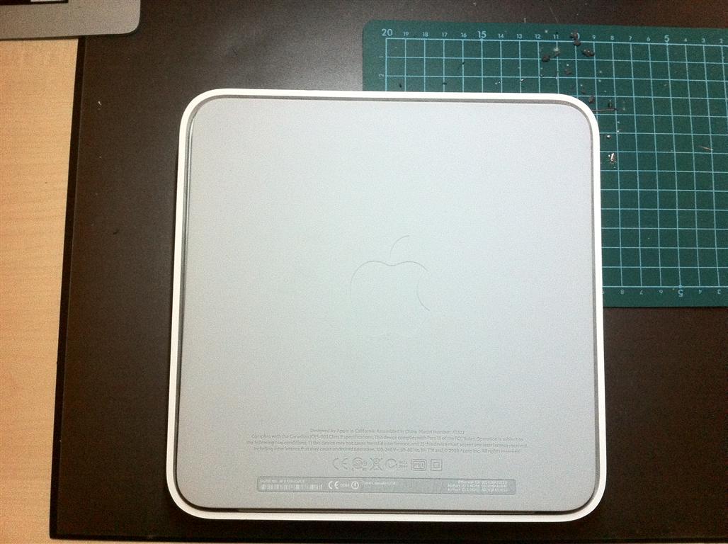 Apple Time Capsule Power Supply reparieren