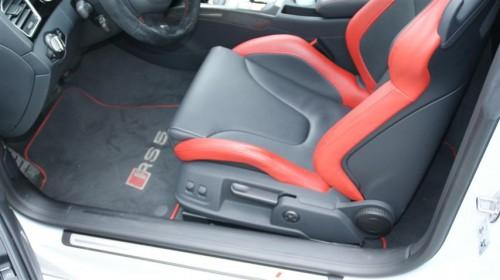 Audi RS5 Fahrersitz
