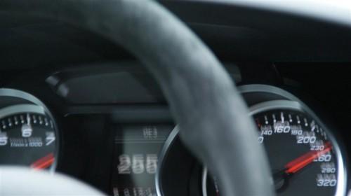 Audi RS5 Tacho