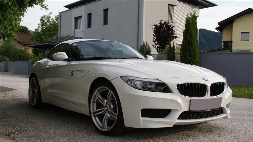 BMW Z4 Roadster mit 204 PS – Testbericht