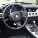 BMW Z4 Inside