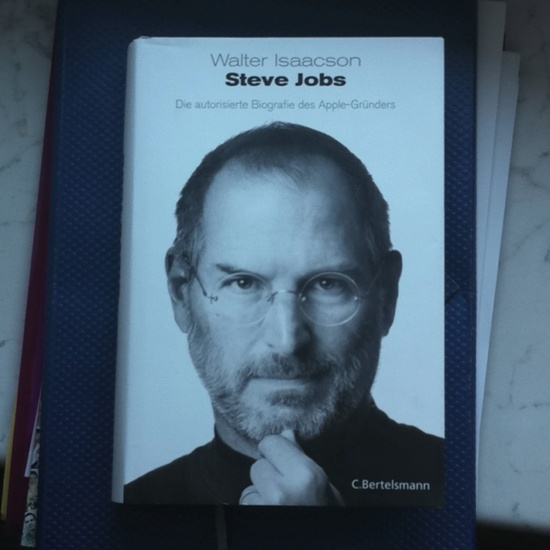 Steve Jobs Buch Walter Isaacson