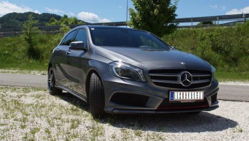 Mercedes A-Klasse AMG außen