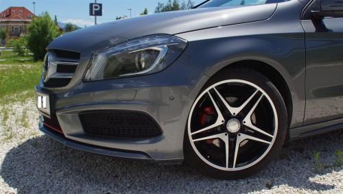 Mercedes A-Klasse AMG front