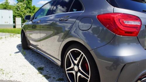 Mercedes A-Klasse AMG back