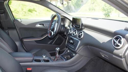 Mercedes A-Klasse AMG innen