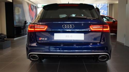 Audi RS6 Avant bl