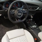 Audi RS6 Avant inside 2