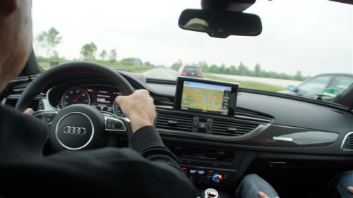 Audi RS6 innen