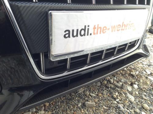Audi_A4_B8_Front_Carbon_Lippe_Schwert_2