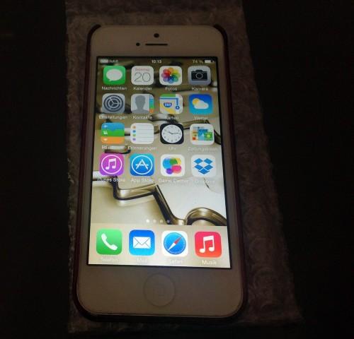 iPhone5_Displayprobleme