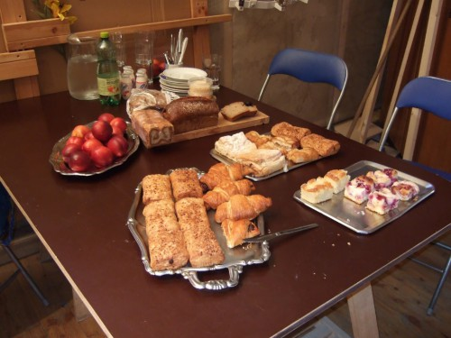Buffet_im_Repair_Cafe_Graz