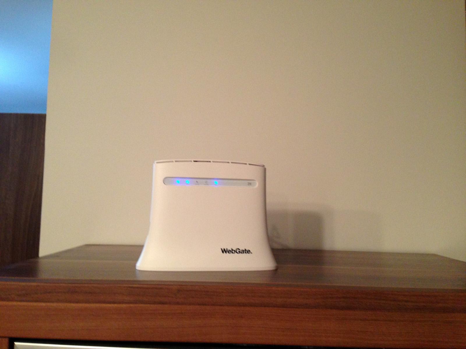 Internet zuhause mit LTE: 3Webgate 3 ZTE MF268+ Konfiguration