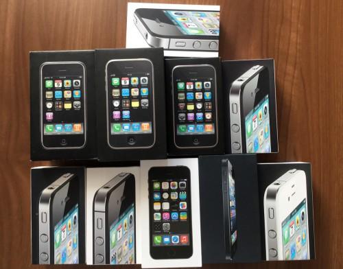 Gebrauchte-Iphones