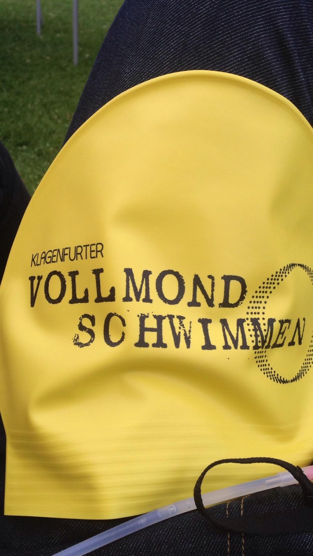 Review Vollmondschwimmen 2015 in Klagenfurt