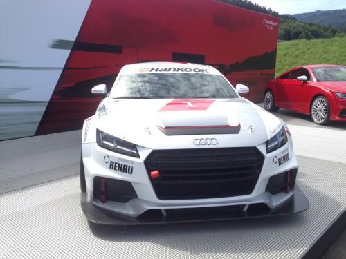 DTM_Spielberg_2015_Audi_TT_Cup