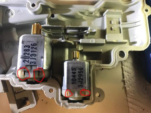 Audi_A4_B8_8k_Schlosselektronik_Motorkontakte